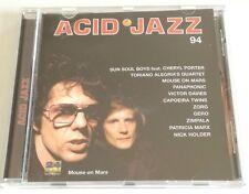 ACID JAZZ 94 CD COMPILATION EDITORIALE OTTIMO SPED GRATIS SU + ACQUISTI