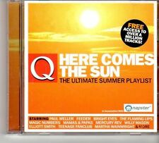 (FD611A) Q Here Comes The Sun: The Ultimate Summer Playlist - Q Magazine CD