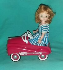 Pedal Car For Vogue Ginny Muffie Betsy Mccall Doll Display Hallmark Classic 🌹