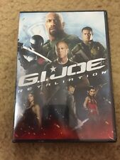 G.I. Joe: Retaliation. Dwayne Johnson (2012) (DVD) *NEW*