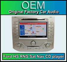 FORD KUGA GPS autoradio, FORD HS RNS NAVIGATION LECTEUR CD radio, carte disque