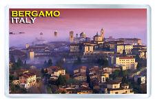 BERGAMO ITALY MOD2 FRIDGE MAGNET SOUVENIR IMAN NEVERA