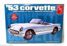 AMT #910 1/25 Scale 1953 Chevrolet Corvette Plastic Model Kit new in the box