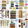 TWEEDMILL TEXTILES THROWS 100% Wool Sofa Bed Blanket Beehive Herringbone Check