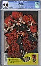 X-Men #6 (2020) CGC 9.8 Dark Phoenix 40th Anniversary Variant