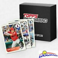 2019 Topps On-Demand Set #21 - Topps Reflection 12-card pack Factory Sealed Box