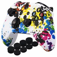 Printing Silicone Cover Skin Case for Xbox One S/x Controller X 1(graffiti U3o7