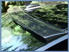 Carbon Fiber 12-2014 M-BENZ C204 Coupe OE ROOF Spoiler Wing Fit C250 C350 C63AMG