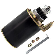 Starter 12V Electric Mower Motor for Briggs & Stratton Engine 499521 795121
