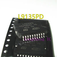5PCS L9135PD HSOP20 IC NEW