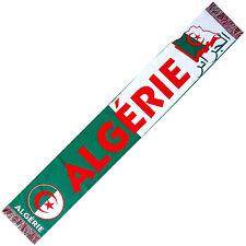 ECHARPE ALGERIE ALGERIAN scarf schal cachecol sjaal no drapeau maillot fanion