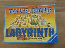 Das Verrückte Labyrinth Ravensbuger Gesellschaftsspiel 1-4 Pers. ab 8 J.komplett