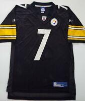 Ben Roethlisberger NFL Reebok Pittsburgh Steelers Jersey Men's Size Large