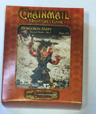 Chainmail Miniatures Games Hobgobblin Adept Mib Woc #88590