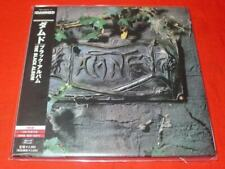 Black Album Mini Sleeve by Damned (Japan MINI LP CD)