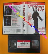 VHS film TUTTOBENIGNI 95/96 Roberto Benigni 1996 CECCHI GORI 3213 (F129*)no dvd