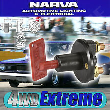 NARVA Battery Master Kill Switch Isolator Cut off 100 Amp Car Boat Truck 61038