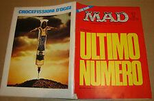 MAD RIVISTA NR. 5 1972 - WILLIAMS INTEUROPA /DON MARTIN/MORT DRUCKER/AL JAFFEE)