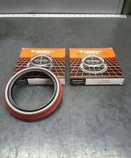 2/ PACK of Federal Mogul National Wheel Seals 370165A