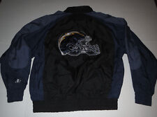 Vtg San Diego Chargers NFL Full Zip Jacket T-shirt Adult Large **MINT**