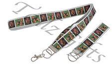 More details for welsh terrier breed of dog matching lanyard   keyring key ring   bookmark
