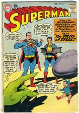 SUPERMAN #135 © 1960 DC Comics