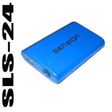 Dension gbl3bm4 BMW z8 e39 USB iPhone 3gs 4 4s Bluetooth Interface 40pin spina
