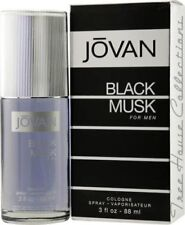 Treehousecollections: Jovan Black Musk Perfume Cologne For Men 88ml