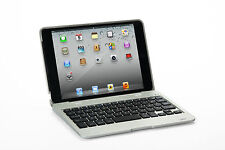 Clam Shell For Apple iPad 2 3 4 Become Notebook Wireless Bluetooth Keyboard Case