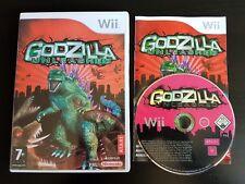 Godzilla Unleashed - Nintendo Wii / Wii U - Free, Fast P&P!