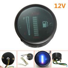 12V Motorcycle Car Fuel Gauge 10 LED Fuel Level Meter Gauge Fuel Level Sensor