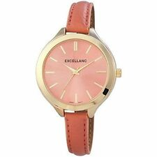 Faux Leather Band Analogue Watches Excellanc