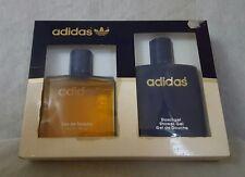 ADIDAS CLASSIC MEN Eau de toilette 100ml + Shower Gel 200ml, vintage.