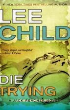 Lee Child (Jack Reacher) DIE TRYING Unabridged CD *NEW* FAST Ship!