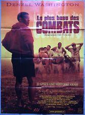 Affiche LE PLUS BEAU DES COMBATS Remember the Titans DENZEL WASHINGTON 120x160 *