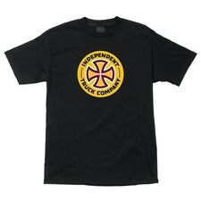 Independent Trucks Combo Tc Skateboard T Shirt Black Xxl
