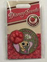 Disney Disneyland 2020 Scents Zootopia Cherry Pawpsicle Scratch & Sniff LE Pin
