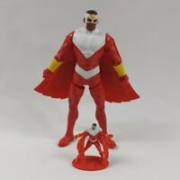 Marvel Falcon Action Figure Hasbro 2013 Squeeze leg Action figure free postage