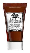 Origins High Potency Night-a-Mins Mineral Enriched Renewal Night Cream 30ml