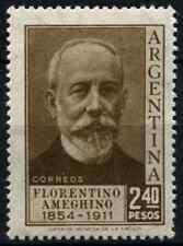 Argentina 1956-7 SG#897 F. Ameghino MNH #D33019