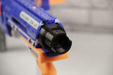3D Printed – Raider/Rampage Suppressor Adapter for Nerf Dart Gun Blaster