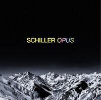 SCHILLER - OPUS (DELUXE EDITION)  2 CD  KLASSIK  NEU