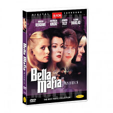 BELLA MAFIA (1997) DVD - Nastassja Kinski (New *Sealed *All Region)