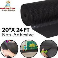 Tool Box Drawer Liner Foam Thick Rubber Roll Craftsman 18 Inchx18 Feet Green NEW