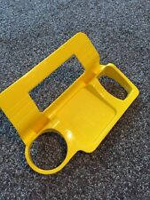 *RARE* McDonald's Yellow Plastic Car Drive-In Window Food Snack Tray