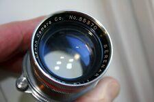 Canon Serenar 50mm F1.9 LTM Lens for Canon & Leica Rangefinder Cameras- Cla'd