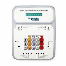 Basic Atmosphere Co2 / Temperature and Humidity Controller SuperPro (ac-2)