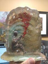 Scarce Italian Cenendese Era Mid-Century Modern Glass Sculpture