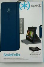 """Speck Products Style Folio CASE FOR Kindle FIRE HDX 7"""" SPK-A2546 BLUE"""