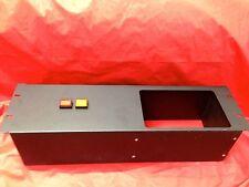 """Fostex 6301B 6301BE 19"""" Horizontal Speaker Holders Rack Mount Chassis Steel 3RMU"""